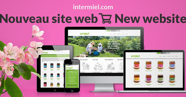 Intermiel is proud to announce the launch of its newly designed website www.intermiel.com. The new website has been greatly enhanced and modernized in order to improve access to its products and services.